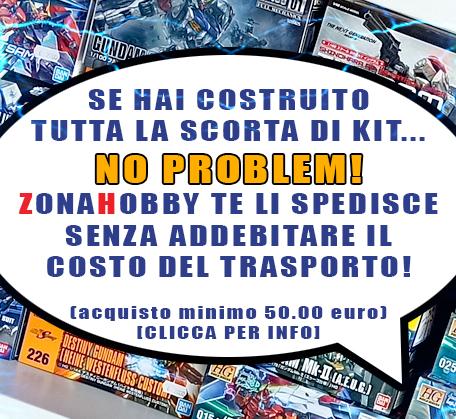 zona hobby offerta kit spedizione gratis