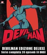offerta dvd devilman gonagai