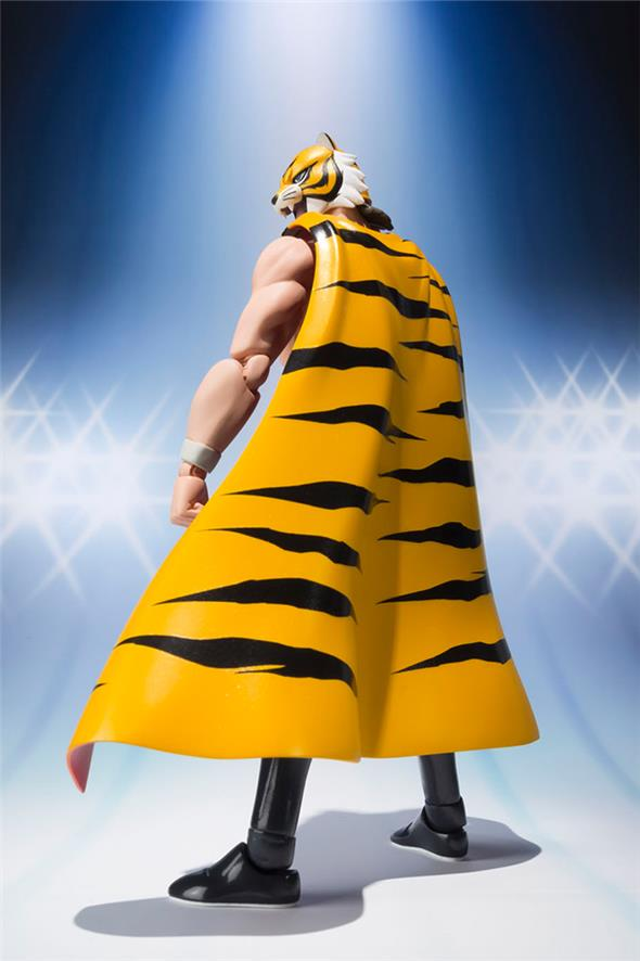S.H. FIGUARTS - TIGER MASK W