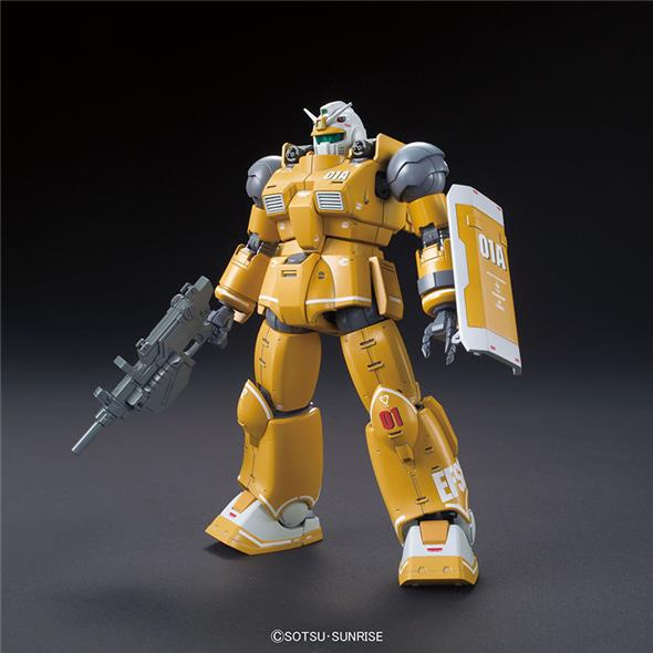 1/144 HG GUNDAM THE ORIGIN 014 GUNCANNON MOBILITY TEST TYPE