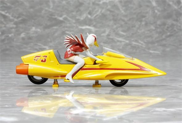 FEWTURE EX GOKIN GATCHAMAN MECHA COLLECTION SERIES - G-3 REPAINT VERSION