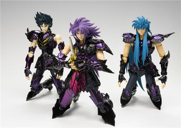 SAINT SEIYA MYTH CLOTH EX - BROKEN SUPLICE SET