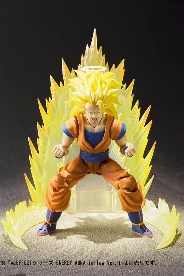 S.H. FIGUARTS - DRAGON BALL Z SUPER SAYAN 3 SON GOKU
