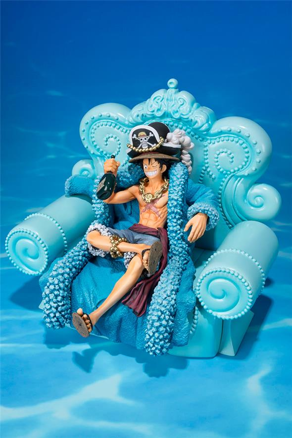 ONE PIECE 20TH - FIGUARTS ZERO DIORAMA 1 LUFFY