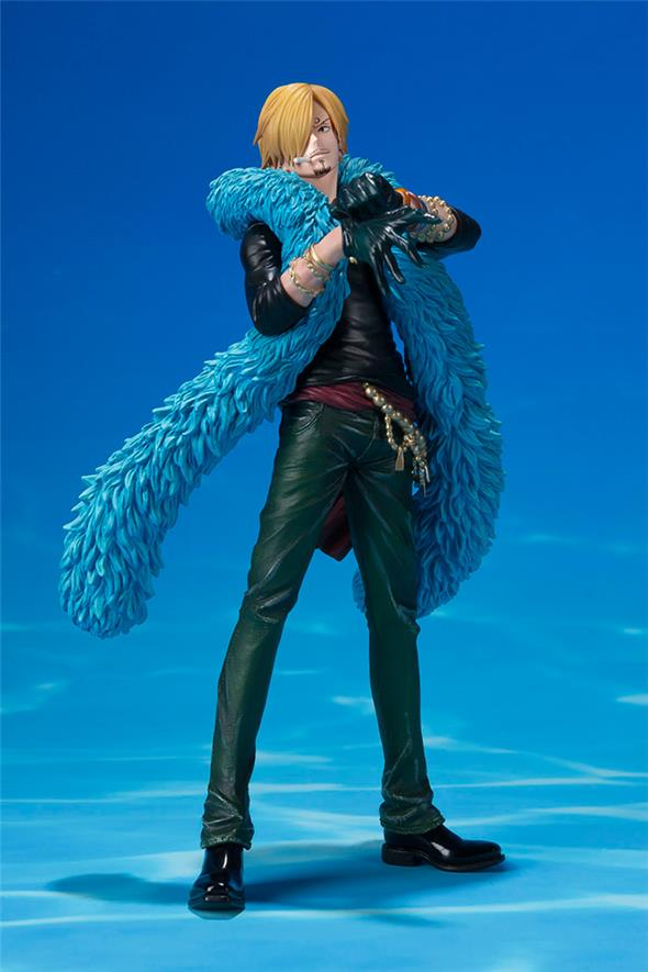 ONE PIECE 20TH - FIGUARTS ZERO DIORAMA 7 SANJI