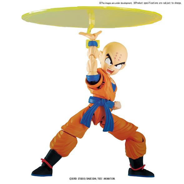 FIGURE RISE - DRAGON BALL KRILLIN