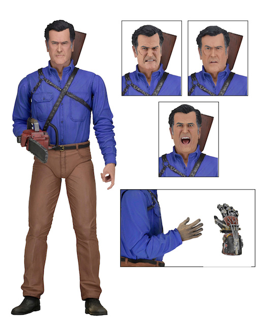 NECA - ASH VS EVIL DEAD ULTIMATE ASH