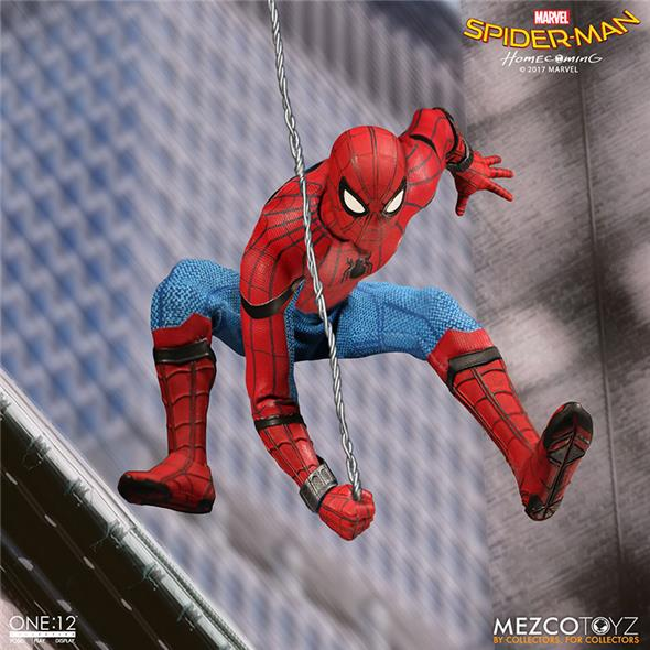 ONE12 COLLECTIVE - SPIDERMAN HOMECOMING