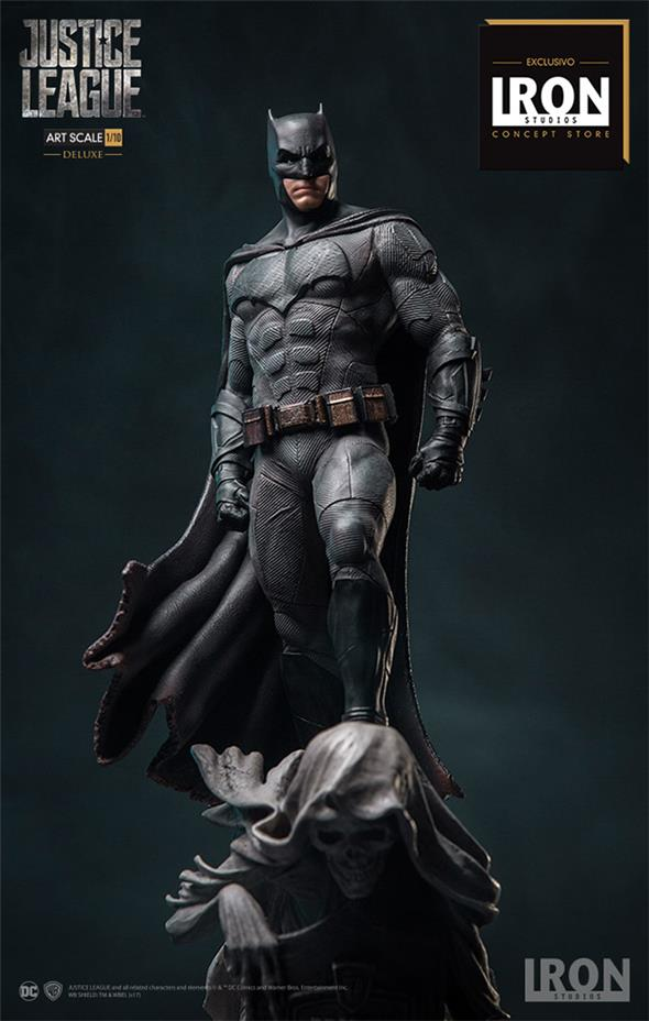 1/10 DC - JUSTICE LEAGUE BATMAN DXL ART STATUE