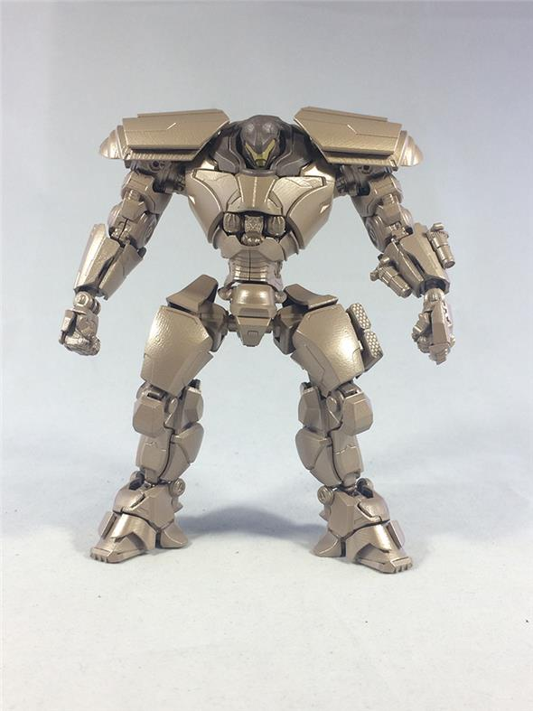 HG PACIFIC RIM BRACER PHOENIX VARIANT METALLIC VERSION