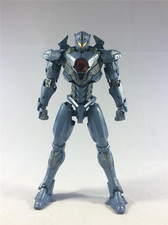 HG PACIFIC RIM GIPSY AVENGER METALLIC VERSION