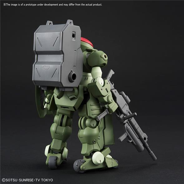 1/144 HGBD 003 GRIMOIRE RED BERET
