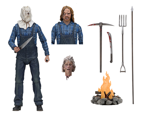 NECA - FRIDAY THE 13TH ULTIM JASON PART.2