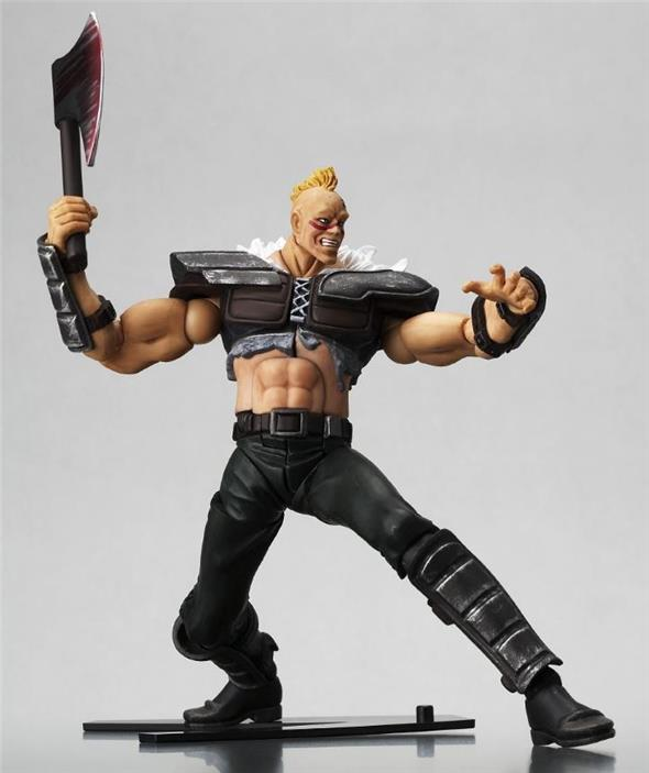 LEGACY OF REVOLTECH FIST OF THE NORTH STAR - ZEED TEAM