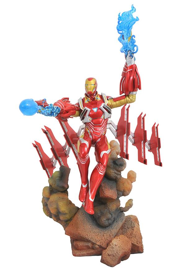 MARVEL GALLERY - AVENGERS 3 IRON MAN MK50