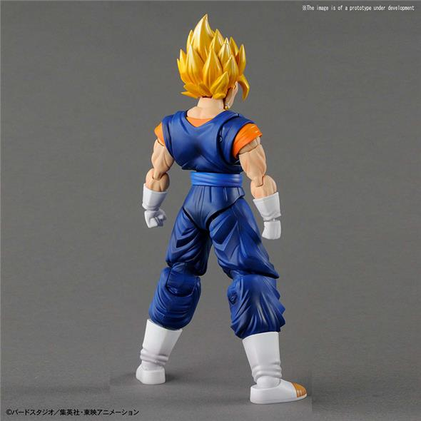 DRAGON BALL FIGURE RISE - SUPER SAIYAN VEGETTO