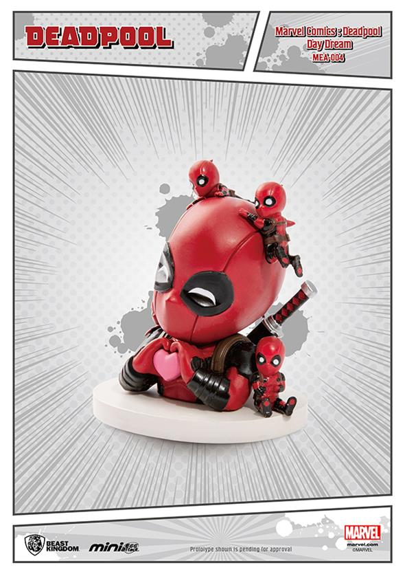 DEADPOOL DAY DREAM MINI EGG FIGURE
