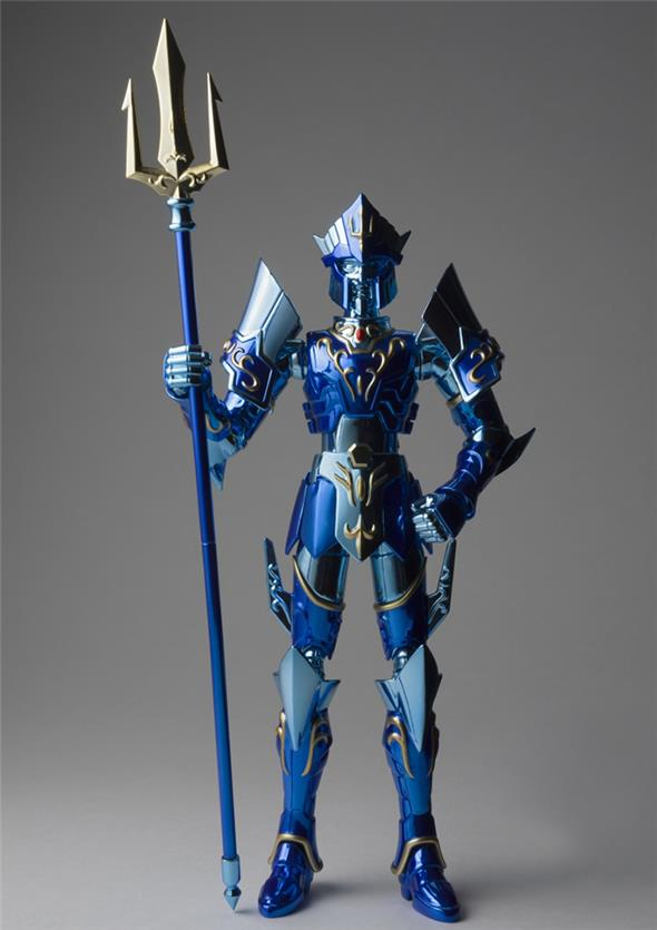 SAINT SEIYA MYTH CLOTH 15TH ANN - POSEIDON