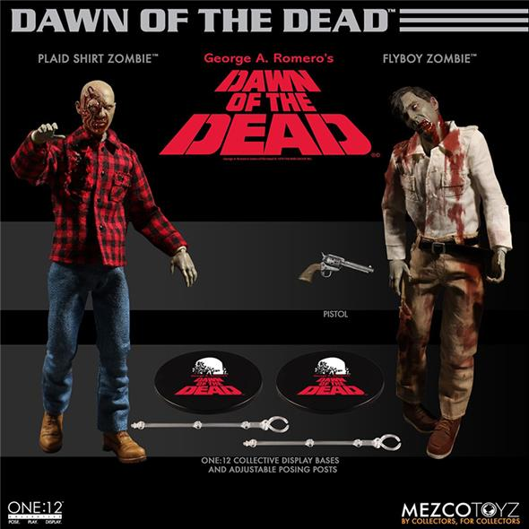 ONE12 COLLECTIVE - DAWN OF THE DEAD BOXED SET