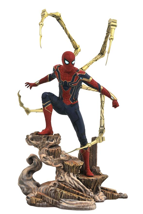 MARVEL GALLERY - AVENGERS 3 IRON SPIDER-MAN
