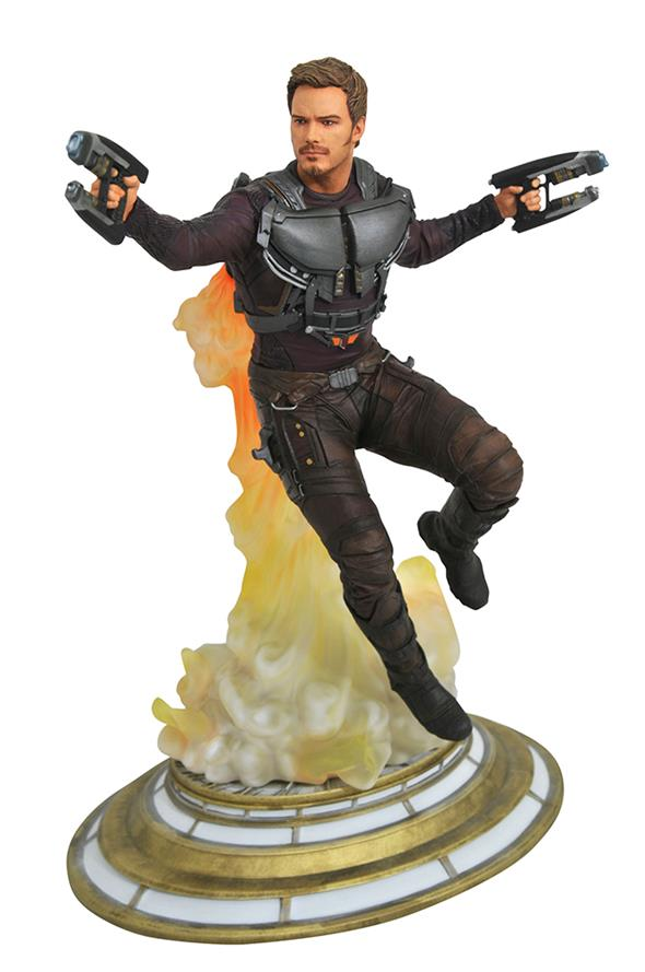 MARVEL GALLERY - GOTG MASKLESS STAR-LORD