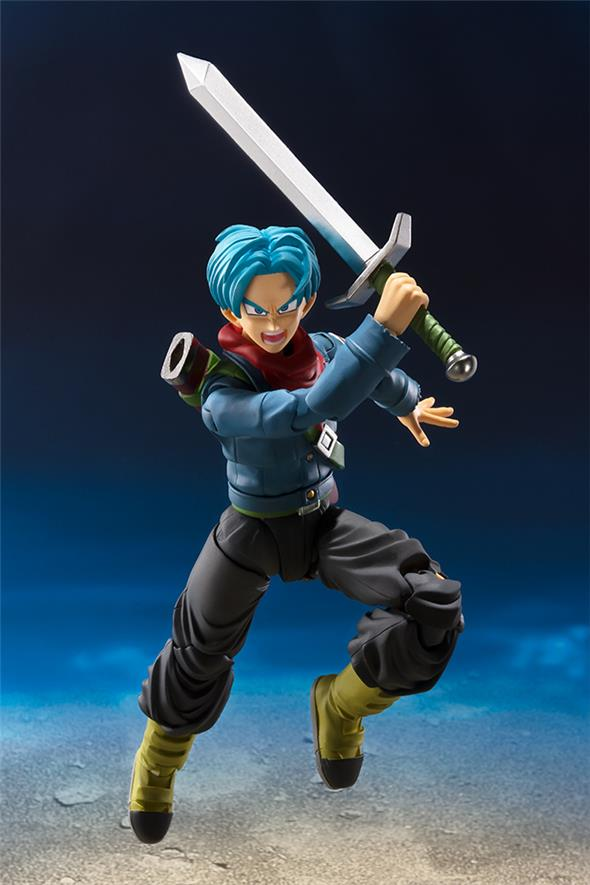 S.H. FIGUARTS - DRAGON BALL SUPER TRUNKS