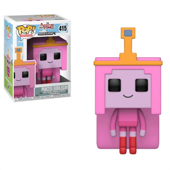 POP TV - ADVENTURE TIME/MINECRAFT S1 PRINCESS BUBBLEGUME 415