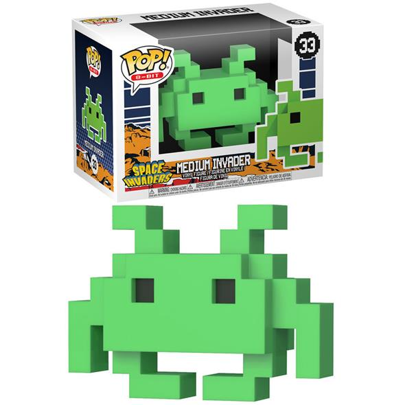 POP 8-BIT - RESTRO S2 SPACE INVADERS MD INVADER 33