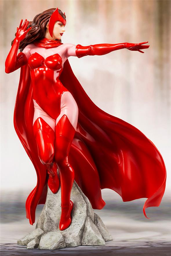 AVENGERS SERIES - SCARLET WITCH ARTFX STATUE