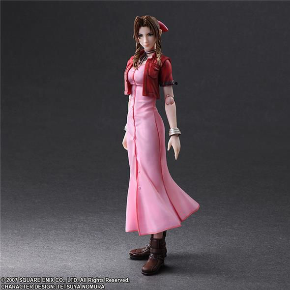 PLAY ARTS KAI - FINAL FANTASY VII CRISIS CORE AERITH GAINSBOROUGH