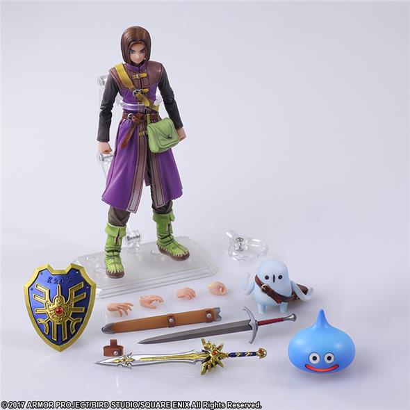 BRING ARTS - DRAGON QUEST XI LUMINARY