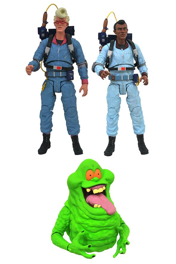 GHOSTBUSTERS S.9 SET (3)