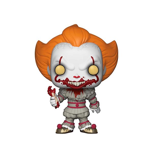 Pop Vinyl It 2017 Pennywise With Severed Arm Ltd 543