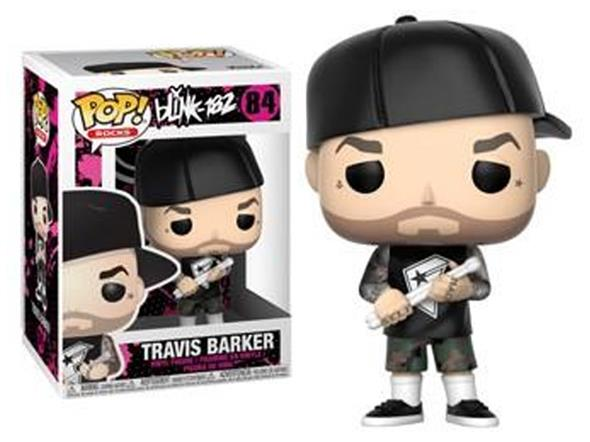 POP ROCKS - BLINK 182 TRAVIS BARKER 84