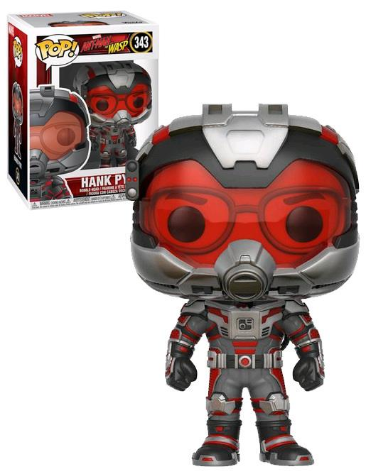 POP MARVEL - ANT-MAN & THE WASP HANK PYM 343