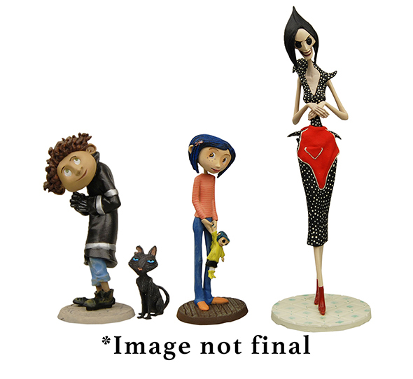 NECA - CORALINE BEST OF FIGURE SET