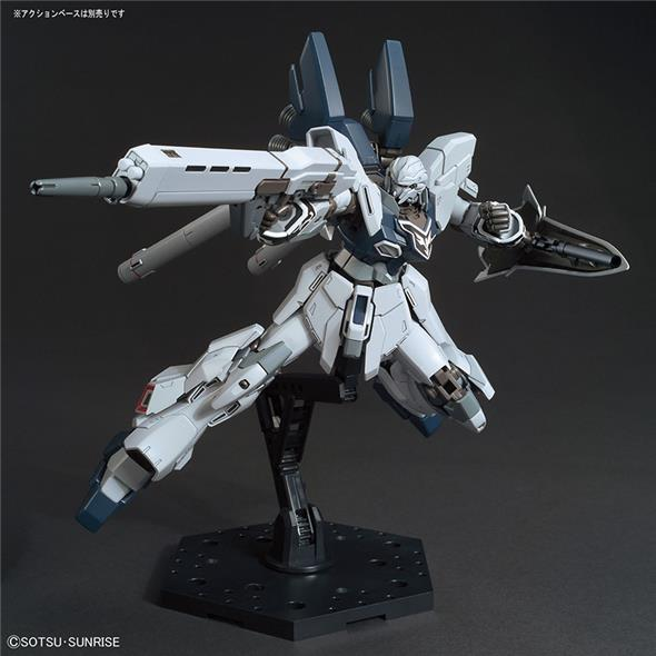 1/144 HGUC 217 SINANJU STEIN NARRATIVE