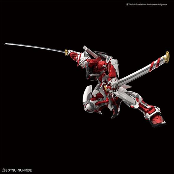 1/100 MG GUNDAM ASTRAY RED FRAME HI RES