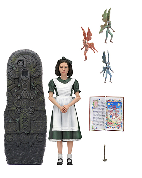 NECA - GUILLERMO DEL TORO OFELIA PAN LABYRINTH SIGN COLL