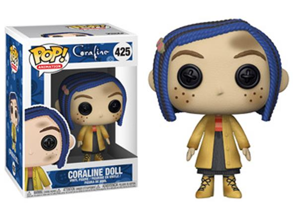 POP MOVIES - CORALINE CORALINE AS DOLL 425