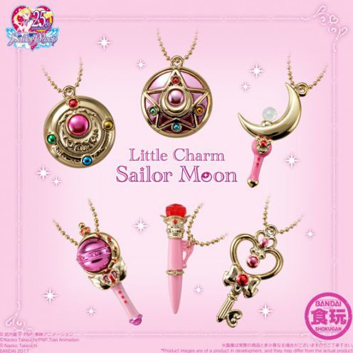 SAILOR MOON LITTLE CHARM VOL.1 (BOX10)