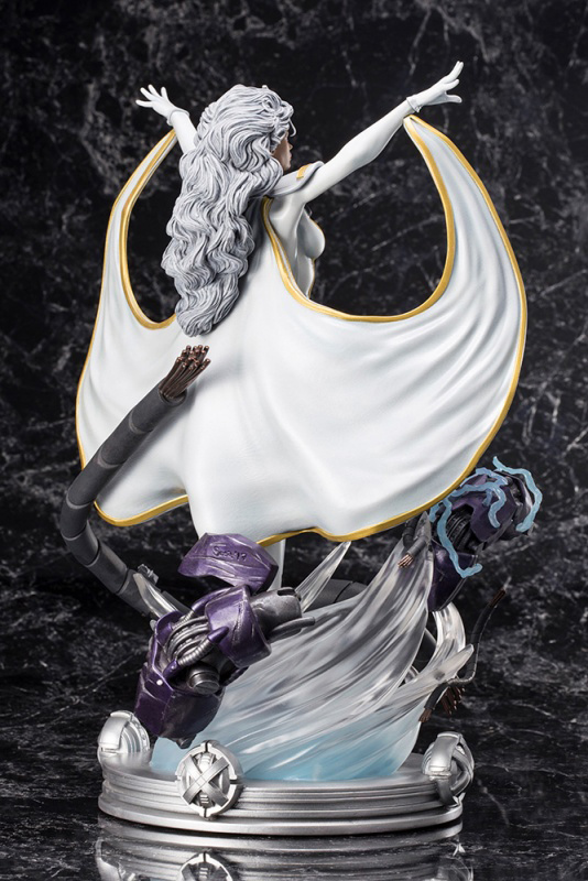 STORM DANGER ROOM FINE ART STATUE