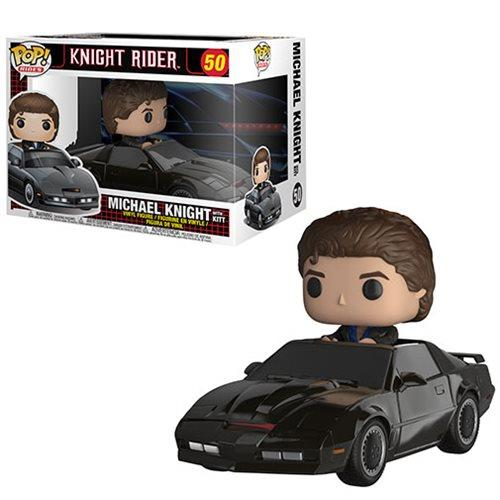 POP RIDES - KNIGHT RIDER KNIGHT WITH KITT 50