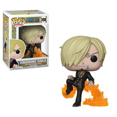 POP ANIMATION - ONE PIECE S3 SANJI (FISHMAN) 398