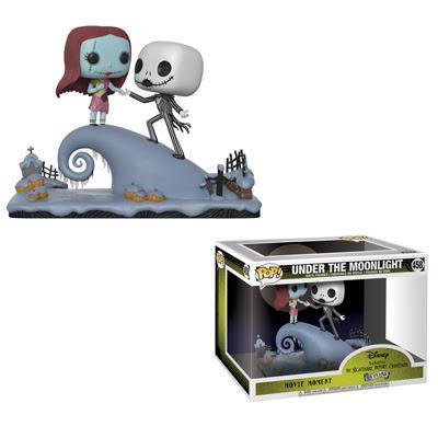 POP MOVIE MOMENT - NBC JACK AND SALLY ON THE HILL