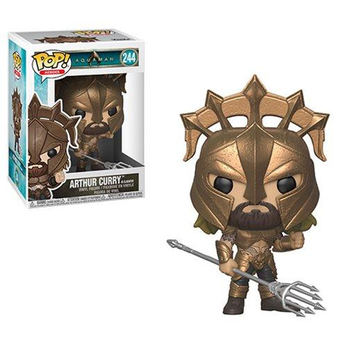POP HEROES - AQUAMAN ARTHUR CURRY AS GLADIATOR 244