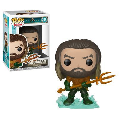 POP MOVIES - AQUAMAN ARTHUR CURRY IN HERO SUIT 245