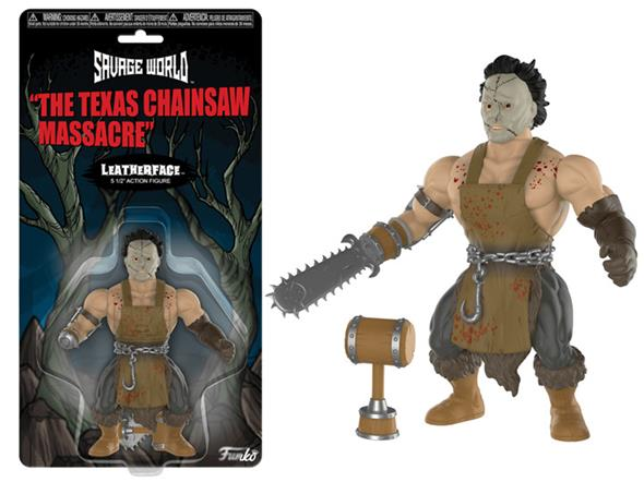 SAVAGE WORLD HORROR - TEXAS CHAINSAW MASSACRE
