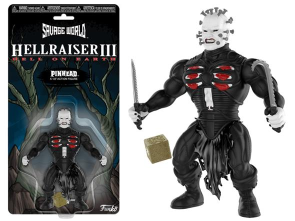 SAVAGE WORLD HORROR - HELLRAISER PINHEAD