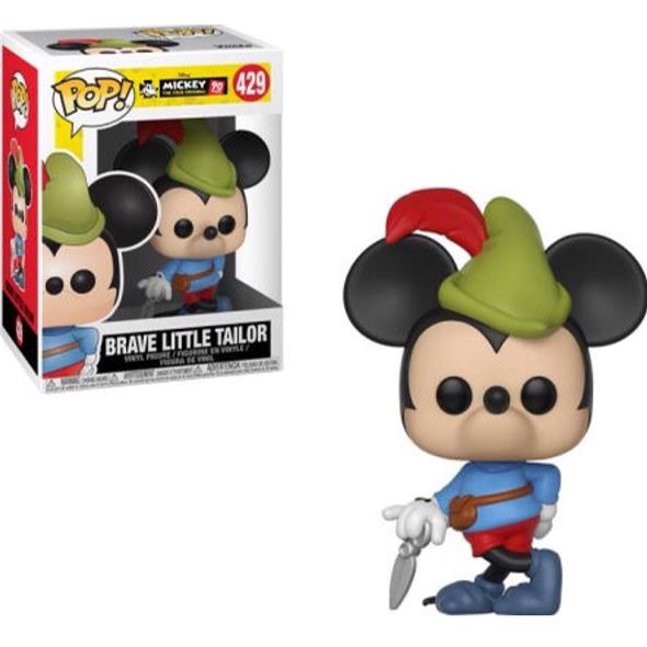 POP DISNEY - MICKEY'S 90TH BRAVE LITTLE TAILOR 429